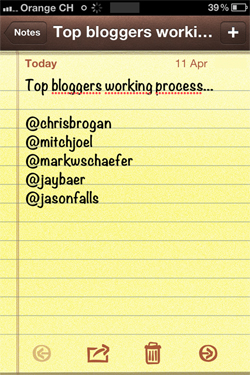 Watch Top Bloggers