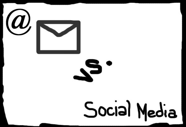 Email vs Social Media