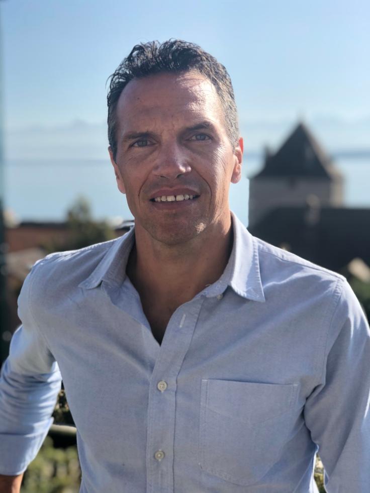 Claude Oggier Portrait